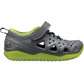 Crocs Swiftwater Play - Chaussures Enfant - gris